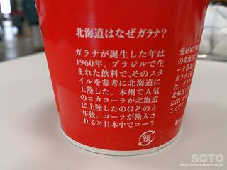 ガラナソフトクリーム(3)