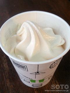 みそソフトクリーム