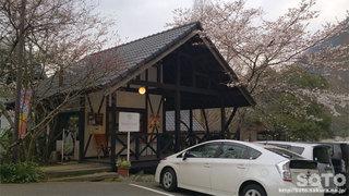 木の花ガルテン(桜カフェ)