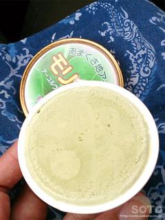 モリンガアイスクリーム