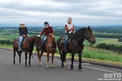 乗馬体験(4)
