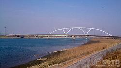 八代市水島(金剛橋)