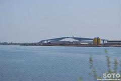 江島大橋(遠景)