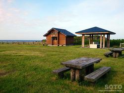 沓形岬公園キャンプ場(3)