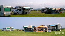 キャンプ集合写真