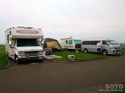 三石海浜公園オートキャンプ場(2)