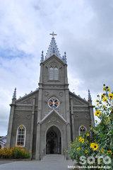 �ア津天主堂