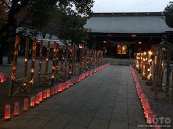 ほの宵まつり2017(菊池神社)