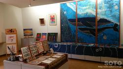 伝統工芸館での展示会(2)