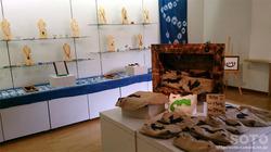 伝統工芸館での展示会(3)