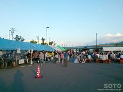 上川町笑店祭(1)