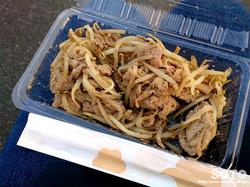 上川町笑店祭(味豚ジンギスカン)