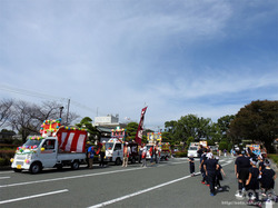 菊池秋祭り2016(1)