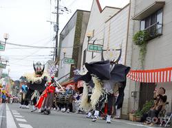 菊池秋祭り2016(7)