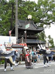 菊池秋祭り2016(8)