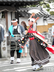 菊池秋祭り2016(9)