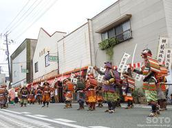 菊池秋祭り2016(15)