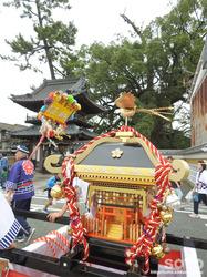 菊池秋祭り2016(16)
