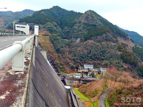 竜門ダム見学(29)