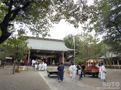 菊池秋祭り2016(21)