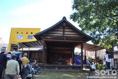 松囃子能(能場)