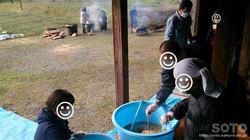 味噌仕込み体験(5)