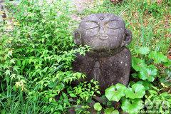 里山美術展 (石像)