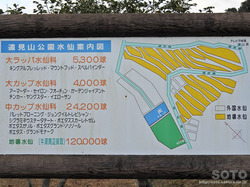 遠見山公園(看板)