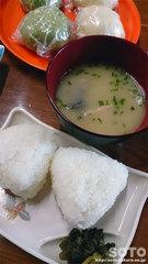 山の神養魚場(ヤマメ定食)