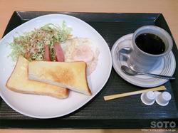 モーニング(洋食)