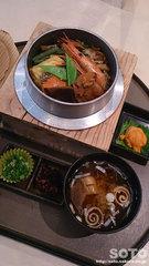 【いちえ】五目釜飯+ウニ