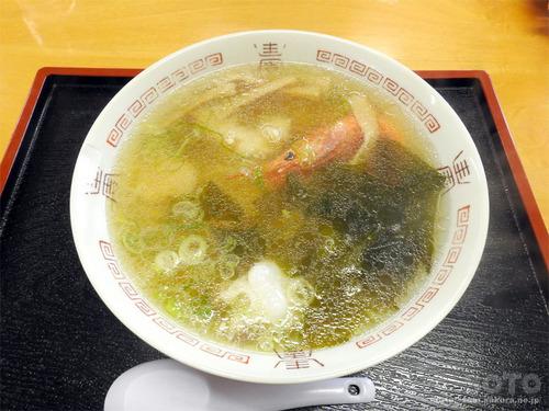 食堂さとう(利尻海鮮ラーメン)