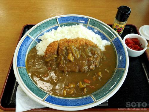 丸善(カツカレー)