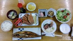 鷲の宿(料理2)