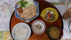 レトロ食堂(鶏マヨ)