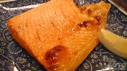 旬(鮭ハラミ)