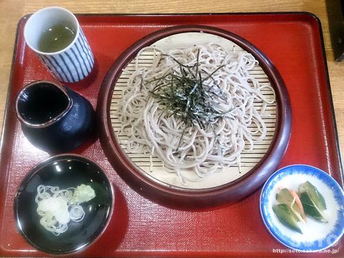 天七(蕎麦)
