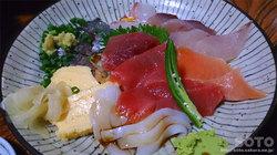 串かど(海鮮丼)