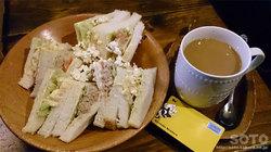 喫茶OB(サンドイッチ)