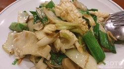 麺覇王(イカ料理)