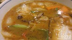 麺覇王(薬膳スープ)