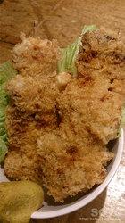 鷹丸鮮魚店(串カツ)