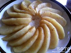 りんご焼き
