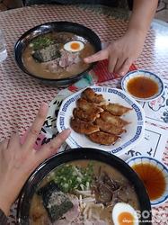桂仙ラーメン(1)