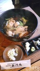 玉川庵(牡蠣蕎麦)