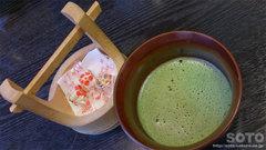 こんぱ亭・橋爪庵(抹茶)