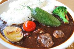 東川町産野菜カレー