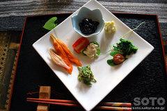 たゆたゆ料理(1)