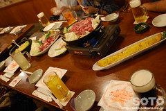 ビヤケラー(お料理1)