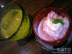 『キッチンママ チムチム』ディナー(2)